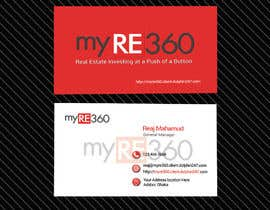 #134 for Design some Business Cards by reaj786