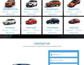 #7 for Website Design Mockup (only design, no code) af rgupta010