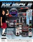 Advertisement Design for Throttle Muscle için Graphic Design50 No.lu Yarışma Girdisi
