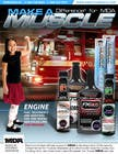 #11 for Advertisement Design for Throttle Muscle by F5DesignStudio