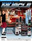 Advertisement Design for Throttle Muscle için Graphic Design11 No.lu Yarışma Girdisi