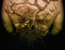 #14 for Design a huge tattoo for my back - starting with what I already have... af Kindland