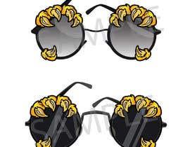#15 dla Graphic Design Of Sunglasses Needed przez parulgupta549