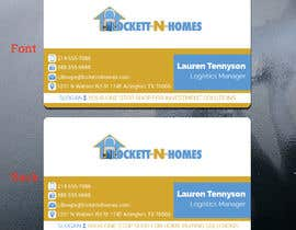 #81 για Design some double sided real estate Business Cards από kpimajed