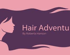 #27 for Design a Logo for Us :D | Hair Adventures by JamesSmith06