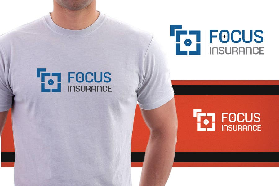 #574 for Logo Design for Focus Insurance by Sidqioe