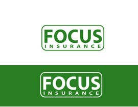 #590 para Logo Design for Focus Insurance por woow7