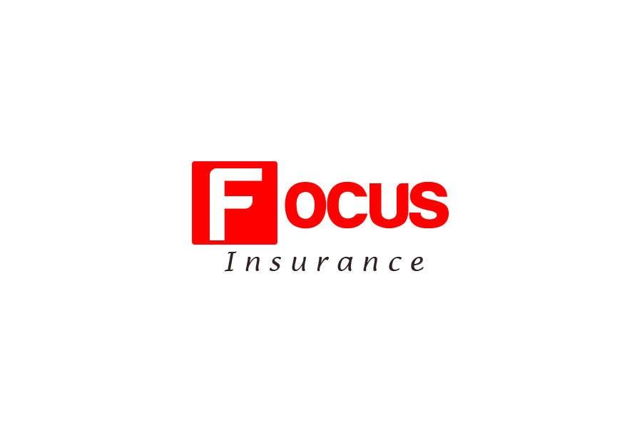 Inscrição nº 146 do Concurso para Logo Design for Focus Insurance