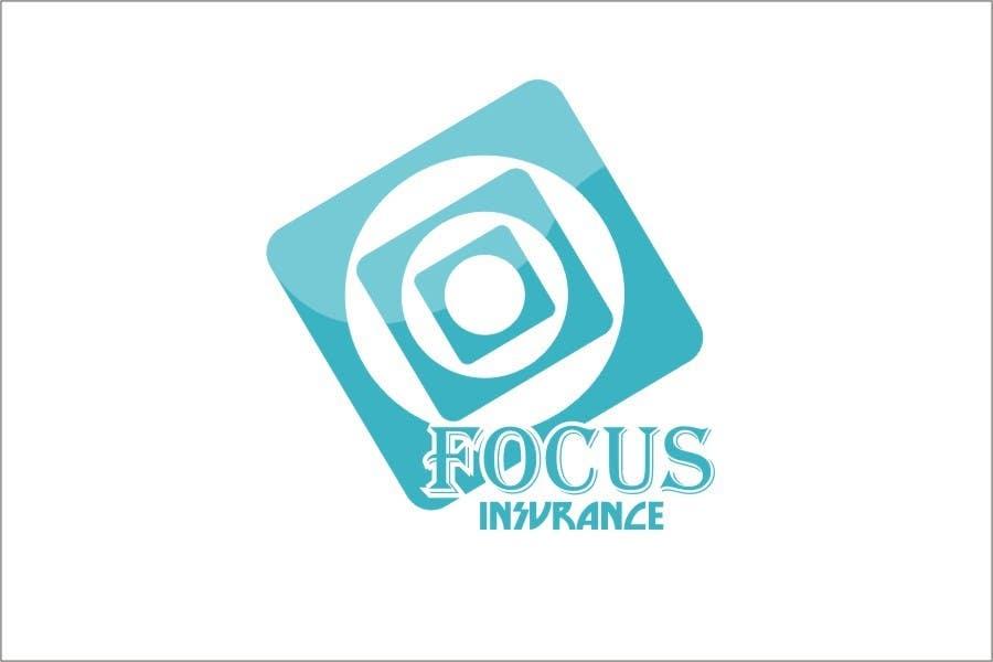 #315 for Logo Design for Focus Insurance by ZahidAkash009
