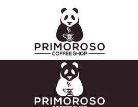 HMmdesign tarafından Design a Logo for a Coffee Shop called PRIMOROSO için no 135