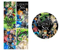 #3 cho Design 2 Bookmarks and 1 Sticker for a new Children's Fantasy Novel bởi dmned