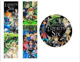 #14 cho Design 2 Bookmarks and 1 Sticker for a new Children's Fantasy Novel bởi dmned