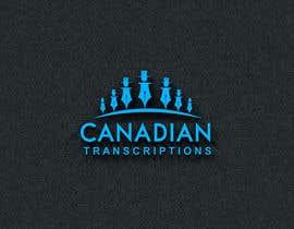 #14 untuk Design a Logo for Canadian Transcriptions oleh rajibdebnath900