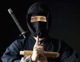 #17 untuk Turn my dad into a ninja oleh Hridoyrcp