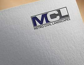 #57 for Metro Civil Landscapes Logo by fahadKhandokar24