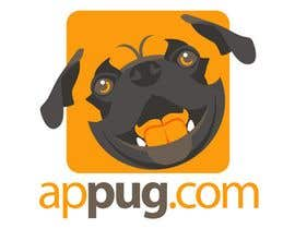 "#28 dla ""Pug Face"" logo for new online messaging service przez kimberart"