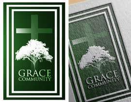 #14 untuk Grace Community Logo Contest oleh chrisjohnombiga