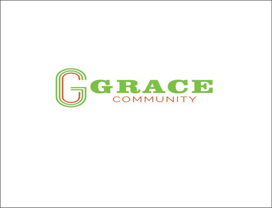 Penyertaan Peraduan #13 untuk Grace Community Logo Contest