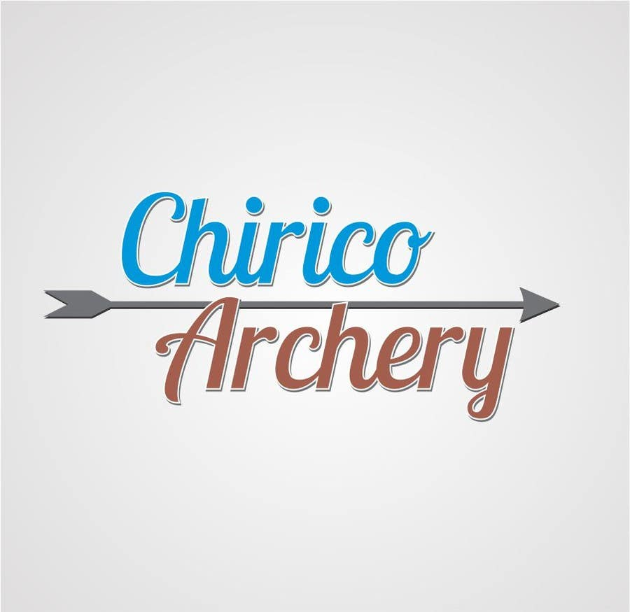 Entry #101 by screenprintart for Design a Logo for Chirico Archery