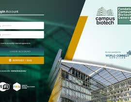 #11 cho Design of a captive portal (graphics only) - Campus bởi chiqueylim