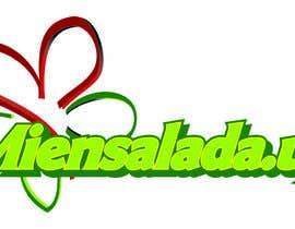 #66 para Logo para local de ensaladas ,     Miensalada.uy de yomicolme