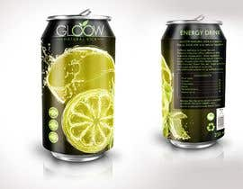 #37 for Design of a alu can for an energy drink by LettersDi