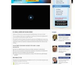 "nº 64 pour Website Design for Seminar: ""Putting Assessment and Feedback at the Center of Student Learning"" par Pavithranmm"