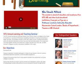 "#20 for Website Design for Seminar: ""Putting Assessment and Feedback at the Center of Student Learning"" by oriondigital6"