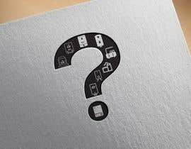 #9 for question mark logo by GENIUSGRAPHIC