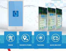#2 cho Design Flyer for Water Delivery Mobile App A4 Size bởi timimalik