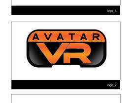 #122 untuk Design a Logo for a VR arcade call avatar vr oleh colorgraphicz