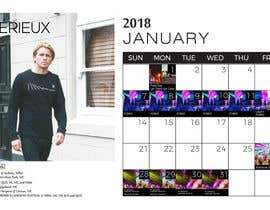 #25 for Design a Calendar for a clothing brand by shrabanty