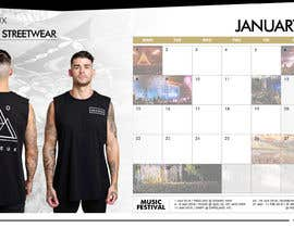 #2 for Design a Calendar for a clothing brand by richardwct