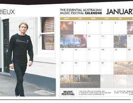 #18 for Design a Calendar for a clothing brand by richardwct