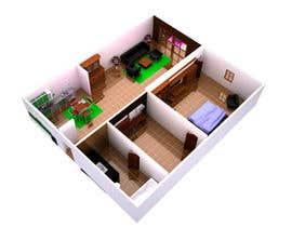 #9 cho Redesign Apartment bởi choprasaurabh14