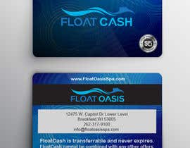 #10 for Design some rewards cash for a float business- EASY & CREATIVE by Jeevakavish