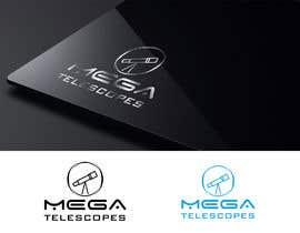 designpolli tarafından Design a Logo for a Telescope Megastore! için no 142