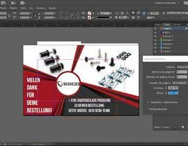 #15 cho Flyer (already designed) data transformation in Adobe InDesgin bởi VeneciaM