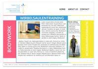 Graphic Design Inscrição do Concurso Nº3 para Wordpress Theme Design for Institut für funktionelle Bewegung