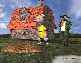 nº 1 pour Create an Animation for   Three Little Pigs par fb54525110b7840