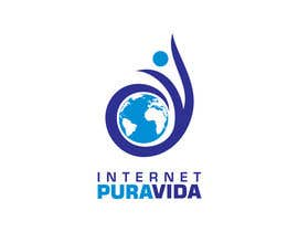 #67 for Logo Design for  Internet Pura Vida af ImArtist