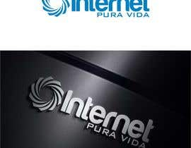 #46 untuk Logo Design for  Internet Pura Vida oleh trying2w