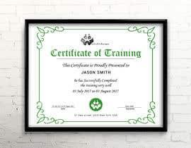 Nro 16 kilpailuun Design me a certificate/flyer käyttäjältä masudhridoy
