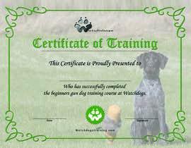 Nro 20 kilpailuun Design me a certificate/flyer käyttäjältä masudhridoy