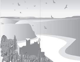#19 for Design a foil for a two wing glas door af soheldesigner