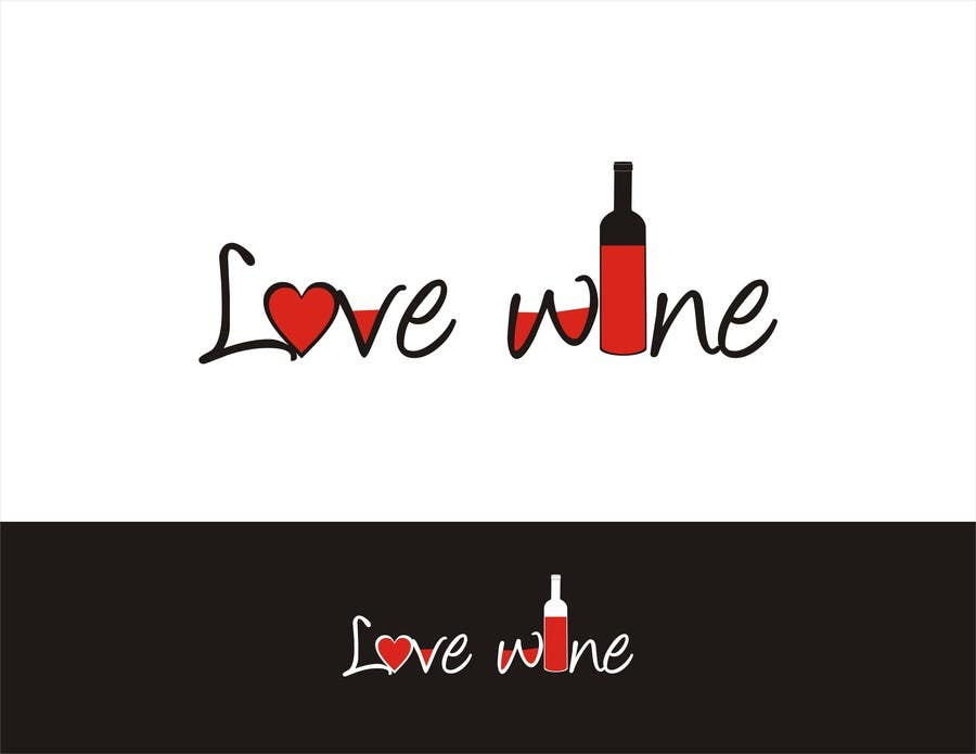 #291 for Logo Design for Heart Wine (love wine) by soopank20april