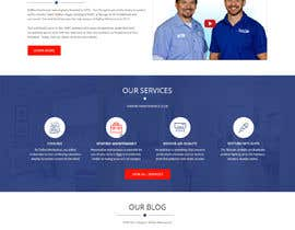 #38 for Design a Website Mockup for AC & Heating Company by yasirmehmood490