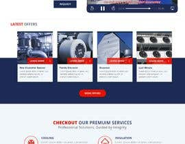 #13 for Design a Website Mockup for AC & Heating Company by joleenfetter