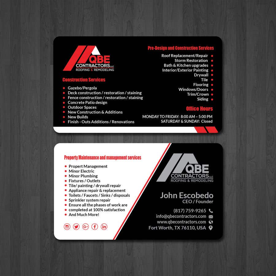 Entry #32 by papri802030 for Design some Business Cards | Freelancer