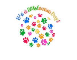 #4 for Paw Print Button Design by Sultana76
